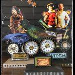 Steampunk Halloween Set 3